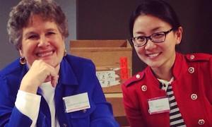 Free Speech Defender Phyllis Reynolds Naylor Honored at NoVa Teen Book Festival