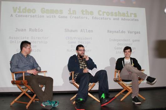 Video Games Panel