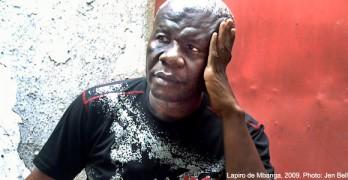 """Musical """"Freedom Fighter"""" Lapiro de Mbanga Dies"""