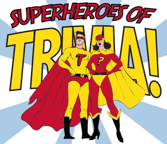 Superheros-Trivia