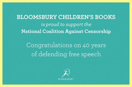 Bloomsbury NCAC Ad 2014