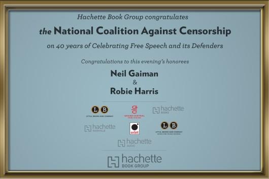 Hachette NCAC 2014 AD