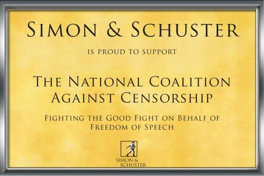 Simon&Schuster NCAC 2014 Ad