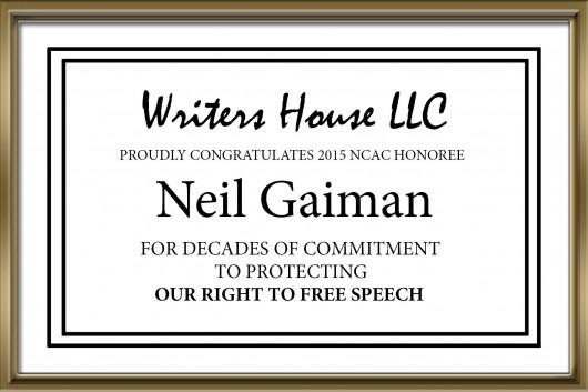 WritersHouse NCAC 2014 Ad