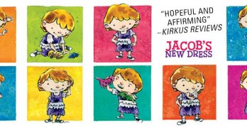Defying Intolerance, Children's Book About Dress-Wearing Boy Kept in Classroom
