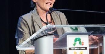 Carle Museum Honors NCAC's Joan Bertin