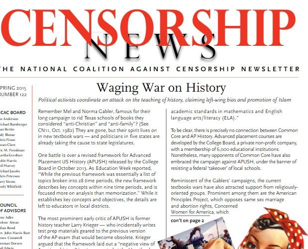 war news censorship essay