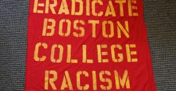 Anti-Racism Activism Stifled at Boston College?