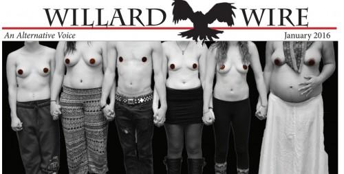 Free Speech Friday: Newspaper Nipples, Satanism and Bernie Sanders