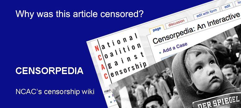 censorship in the uk