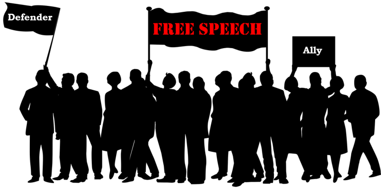 The State of the First Amendment: 2017?s Top Free Speech Offenders and Defenders
