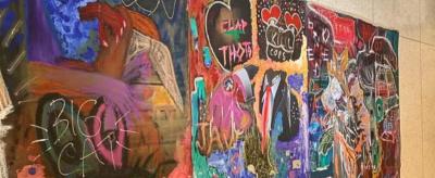 Allegheny College student art