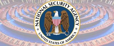 NSA shield and the US House of Representatives