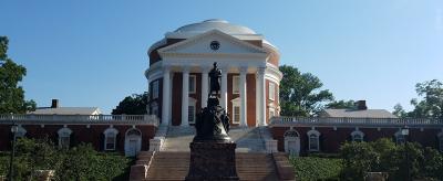 Rotunda at the University of Virginia