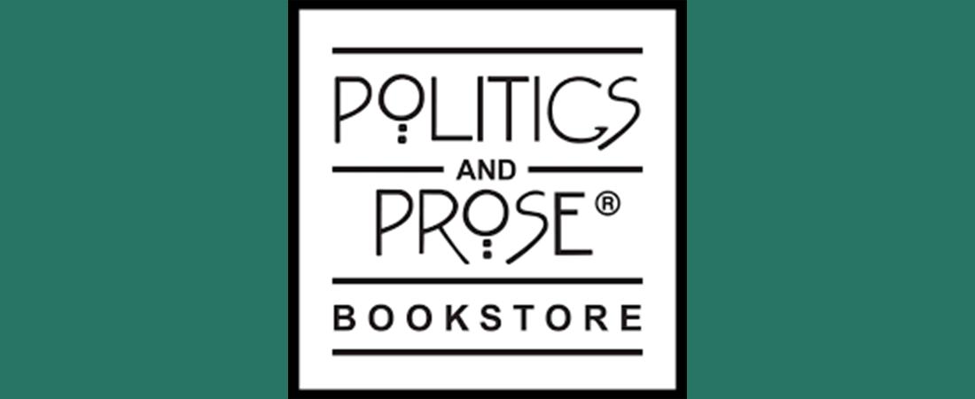 Politics and Prose Bookstore Logo