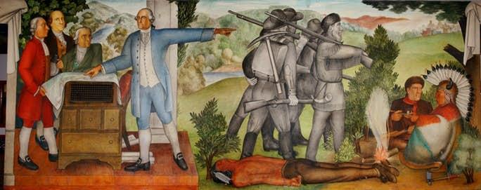 Room Art RIGHTS Political Poster.Fine Graphic Art Design Destroy Imperialism