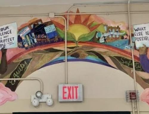 NCAC Criticizes Brooklyn School's Censorship of Student Mural