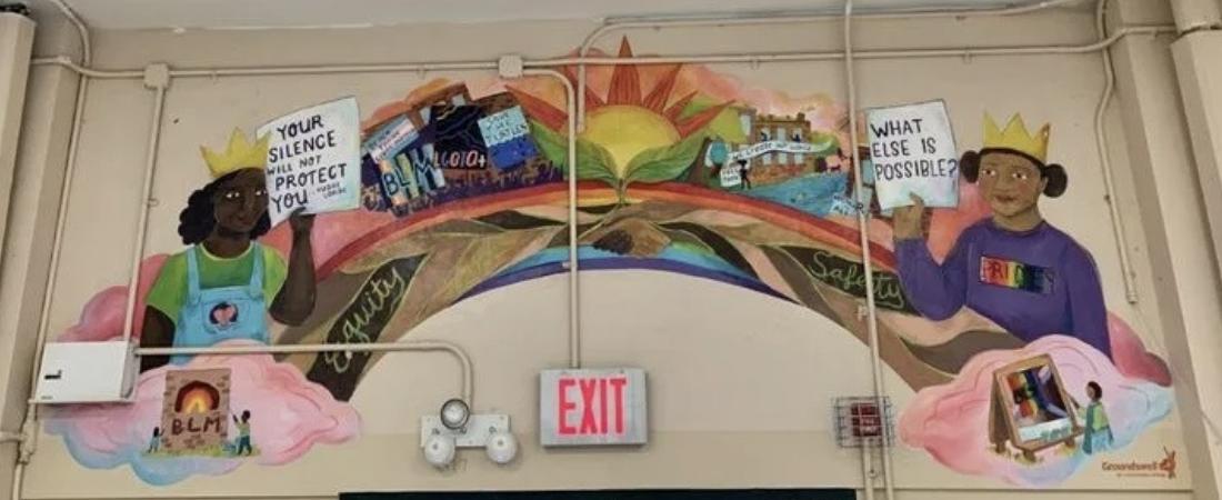 mural PS 295