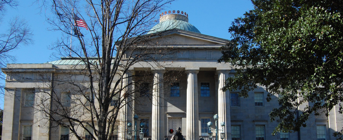 North Carolina Governor Vetoes Anti-CRT bill