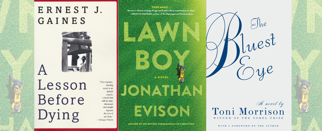 The Bluest Eye by Toni Morrison, A Lesson Before Dying by Ernest Gaines and Lawn Boy by Jonathan Evison were removed from Virginia Beach school libraries