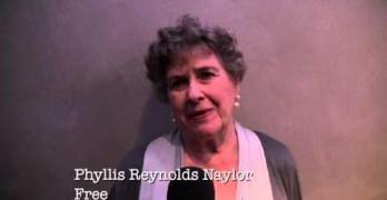 2012 Free Speech Matters: Ellen Hopkins, Phyllis Reynolds Naylor and More